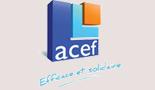 Logo de l'ACEF